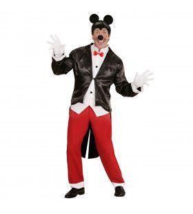 Broek En Pak Mickey Muis Heren Man