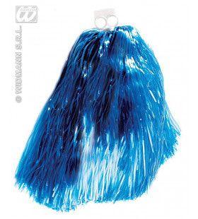 Pom Pom, Luxe Uitvoering Blauw