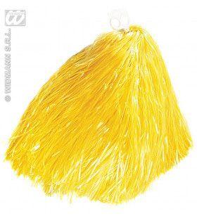 Pom Pom, Luxe Uitvoering Geel