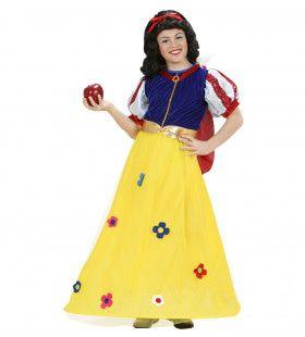 Sprookjesboek Prinses Meisje Kostuum