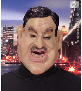 Karikatuur Masker George