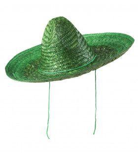 Sombrero 48cm, Groen