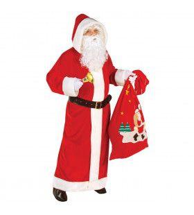 Santa Claus Kerstmanjas XL Kostuum
