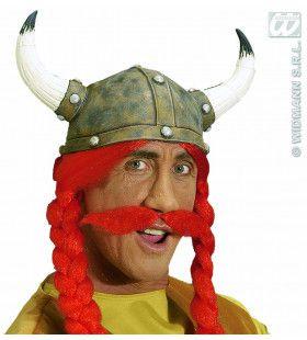 Snor Groot, Rood