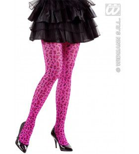 Panty Roze Luipaard