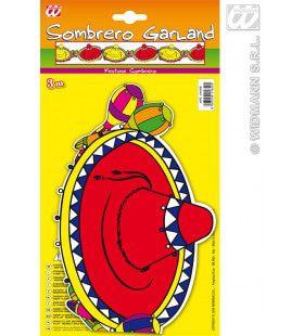Slinger 3 Meter, Sombrero