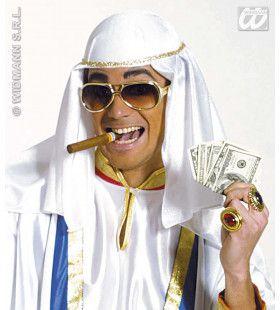 Hoofddeksel Arabier