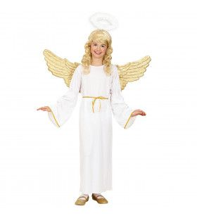 Engel Met Aureool Angel Dust Kostuum Meisje