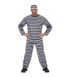 Traditionele Gevangene Kostuum Man