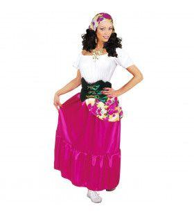 Oosterse Zigeunerin Kostuum Vrouw