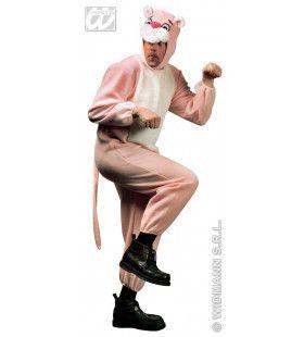 Grappige Panter Pink Panther Kostuum Man