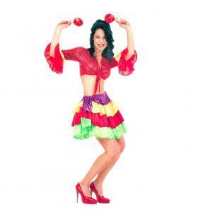 Braziliaanse Move Your Body Kostuum Vrouw