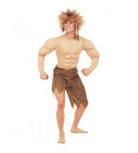 Jungle Man Tarzan Kostuum