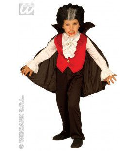Boy Dracula Kostuum Jongen