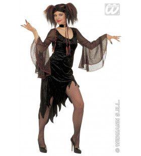Lady Spinneweb Meesteres Kostuum Vrouw