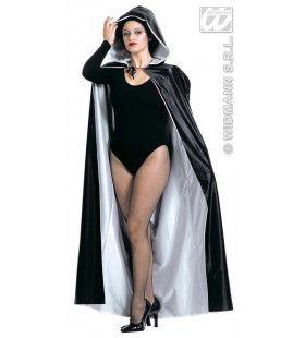 Zeer Luxe Cape Met Kap, 140 Centimeter Kostuum