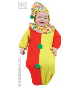 Aandoenlijke Clown, Baby Kostuum Kind
