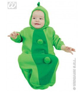 Schattige Erwt, Baby Kostuum