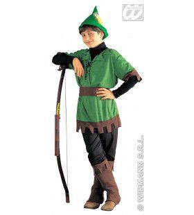 Oorspronkelijk Robin Hood Kind Kostuum Jongen