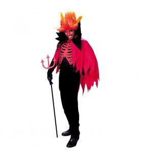Vurige Horror Duivel Kostuum Man