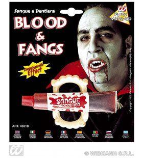 Tube Bloed Met Gebit