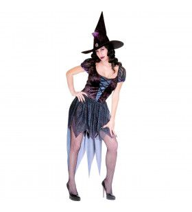 Heks Morgana Dark Prinses Kostuum Vrouw