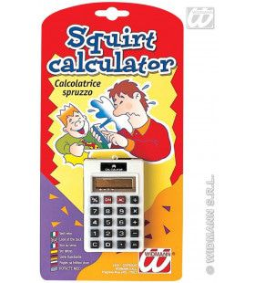 Spuitende Calculator
