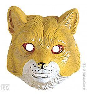 Plastic Kindermasker, Vos