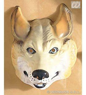 Plastic Masker, Wolf