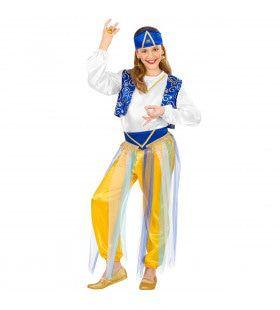 Arabische Prinses, Meisje Compleet Kostuum