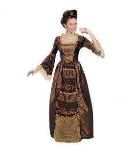 Keurige Barones XL Kostuum Vrouw