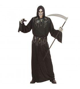 Horror Schedelmeester Kostuum Man