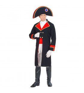 Napoleon Kostuum Man