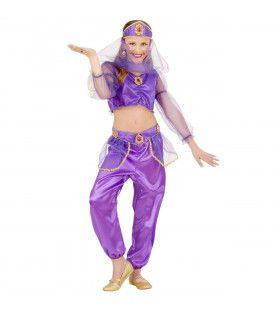 Arabisch Meisje Belly Dancer Kostuum