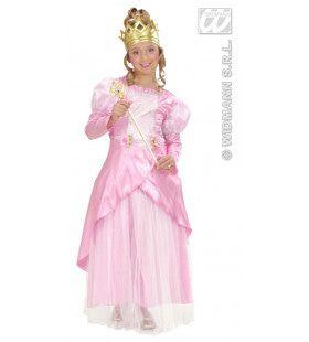 Toverachtige Sprookjes Prinses Roze Kostuum Meisje