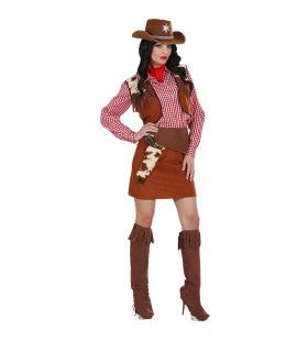 Cowgirl Luxe Renegade Kostuum Vrouw