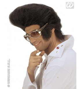 Pruik, Elvis Jumbo
