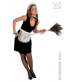 Set Kamermeisje Franse Kamermeid Kostuum Vrouw