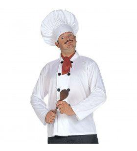 Culinaire Kok Set Kostuum Man
