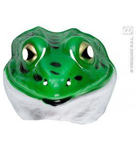 Plastic Kindermasker Kikker