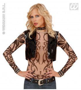 Tattoo Shirt Stam, Vrouw
