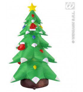 Opblaasbare Kerstboom 183cm, Gebruik Binnen En Buiten