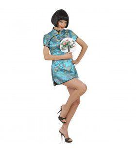 Miss Wong Kostuum Vrouw