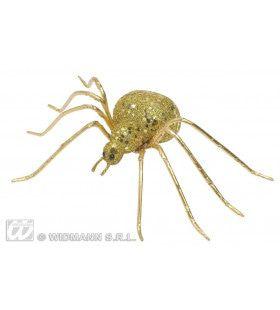 Glitter Spin Goud 6, 5cm