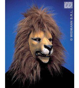 Leeuwen Masker Met Haar
