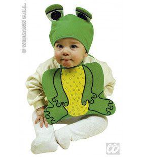 Baby Kikker Kostuum