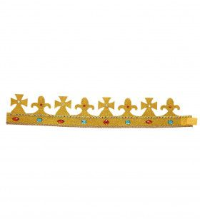 Koninklijke Kroon Met Stenen, Buigbaar