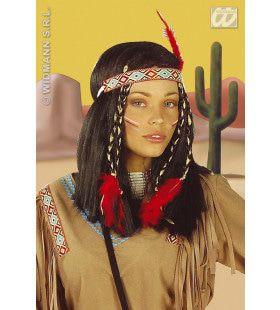 Pruik, Indiaanse Cheyenne