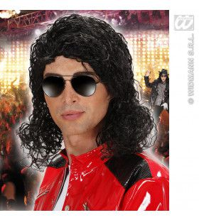 Pruik, King Of Pop