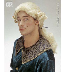 Pruik, Graaf Nelson Blond